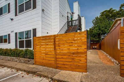 5963 Ross Avenue UNIT 202, Dallas, TX 75206 - MLS#: 13929953