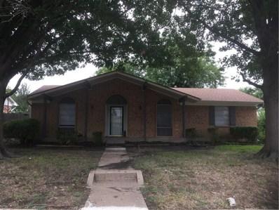 2417 Eastbrook Drive, Mesquite, TX 75150 - MLS#: 13929983