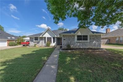 506 N 3rd Street N, Krum, TX 76249 - #: 13930122