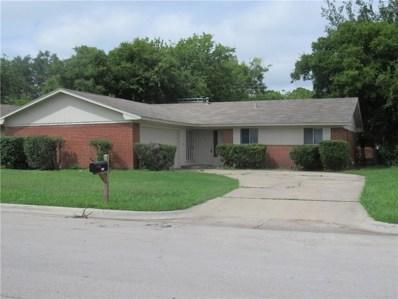 1216 Crescent Street, Denton, TX 76201 - #: 13930432