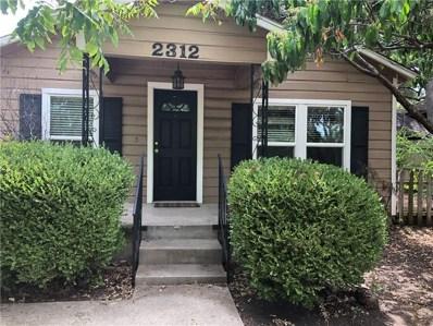 2312 N Bolivar Street N, Denton, TX 76201 - #: 13930731