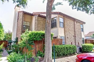 5626 Preston Oaks Road UNIT 15 B, Dallas, TX 75254 - MLS#: 13930908