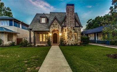 5820 Velasco Avenue, Dallas, TX 75206 - MLS#: 13931329