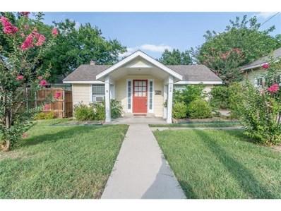 508 N Benge Street N, McKinney, TX 75069 - MLS#: 13931646