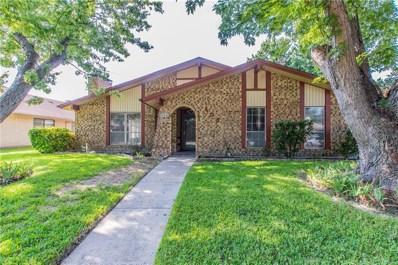 506 Santa Cruz Drive, Garland, TX 75043 - MLS#: 13932009