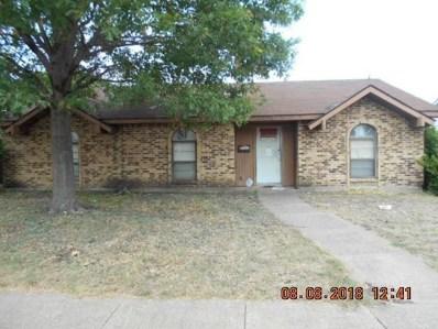 3101 Pinewood Drive, Garland, TX 75044 - MLS#: 13932111