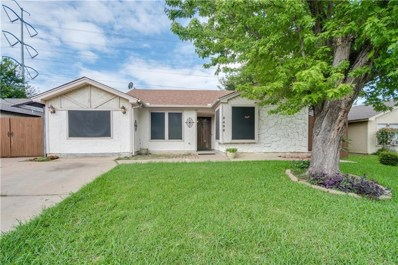 5406 Creek Valley Drive, Arlington, TX 76018 - MLS#: 13933538