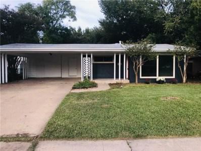 1939 Pilgrim Drive, Irving, TX 75061 - #: 13933725