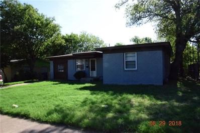 5333 Whitten Street, Fort Worth, TX 76134 - MLS#: 13934040