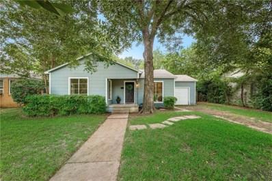 1507 Panhandle Street, Denton, TX 76201 - #: 13934104