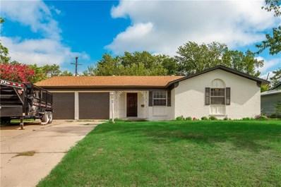 6309 Melinda Drive, Forest Hill, TX 76119 - MLS#: 13934270