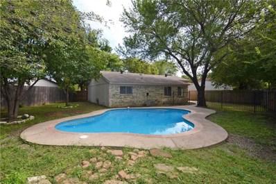 5501 Knights Court, Lake Dallas, TX 75065 - MLS#: 13935083