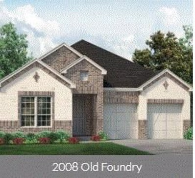 2008 Old Foundry Road, Weatherford, TX 76087 - MLS#: 13935106