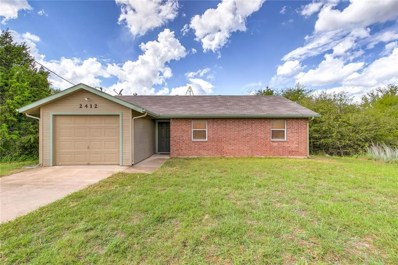 2412 San Gabriel Drive, Granbury, TX 76048 - MLS#: 13935178