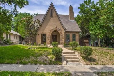 5339 Richard Avenue, Dallas, TX 75206 - MLS#: 13935942