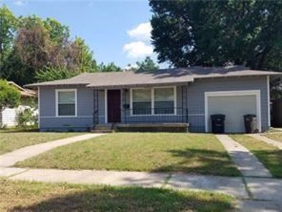 3758 Honeysuckle Avenue, Fort Worth, TX 76111 - MLS#: 13936236