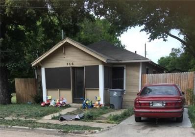 2716 Hector Street, Dallas, TX 75210 - MLS#: 13936310