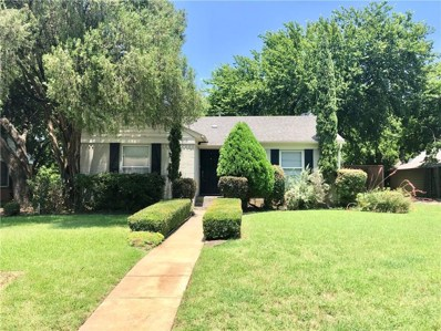 5033 Thrush Street, Dallas, TX 75209 - MLS#: 13936794