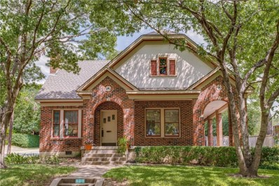 802 Valencia Street, Dallas, TX 75223 - MLS#: 13937149