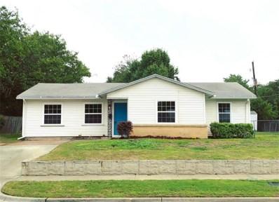 1705 Arbor Lane, Arlington, TX 76010 - MLS#: 13937658