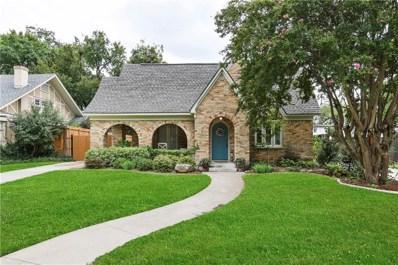 729 Ridgeway Street, Dallas, TX 75214 - MLS#: 13937863
