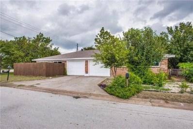 1801 Oak Tree Drive, Denton, TX 76209 - #: 13938320