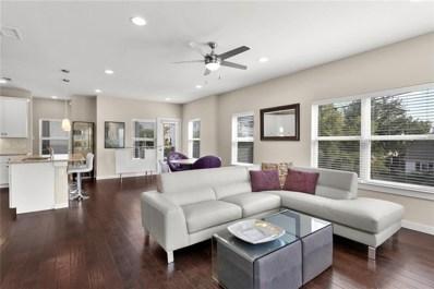 5903 Lindell Avenue UNIT F, Dallas, TX 75206 - MLS#: 13938328