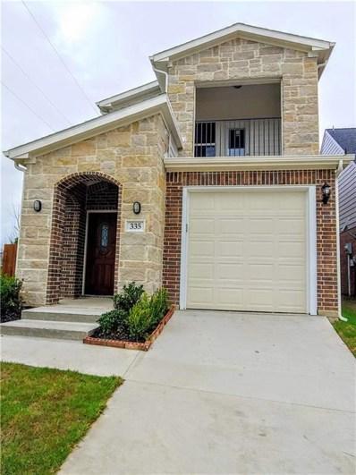 335 Celia Circle, Wylie, TX 75098 - MLS#: 13938622
