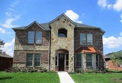 4805 Highgate Lane, Rowlett, TX 75088 - MLS#: 13939056