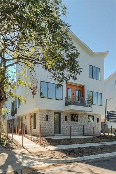 6004 Hudson Street UNIT 102, Dallas, TX 75206 - MLS#: 13939202