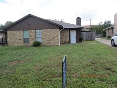5716 Red Cactus Court, Arlington, TX 76017 - MLS#: 13939494