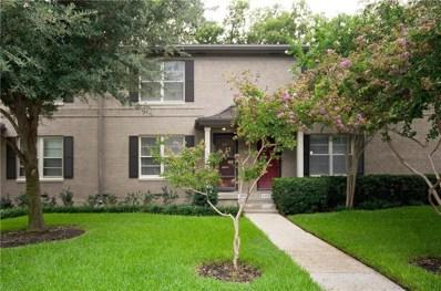 6357 Bordeaux Avenue, Dallas, TX 75209 - MLS#: 13939638