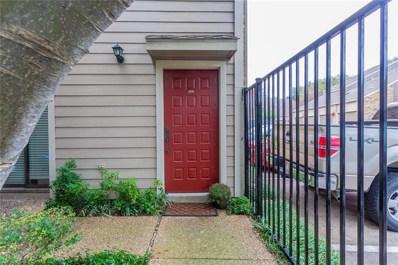 5616 Preston Oaks Road UNIT 1402, Dallas, TX 75254 - MLS#: 13940365