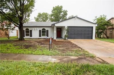 1109 Santa Fe Trail, Grand Prairie, TX 75052 - MLS#: 13940924