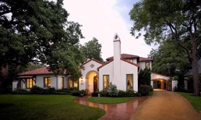 6466 Meadow Road, Dallas, TX 75230 - MLS#: 13941561
