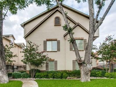 3414 McFarlin Boulevard UNIT 4, University Park, TX 75205 - MLS#: 13941972