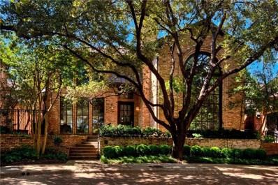 6 Laureston Place, Dallas, TX 75225 - MLS#: 13942058