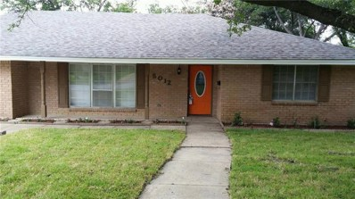 5012 Whistler Drive, Fort Worth, TX 76133 - MLS#: 13942183