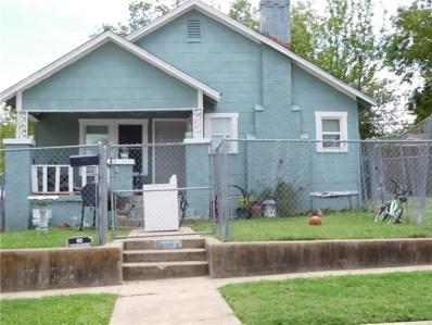 1036 E Harvey Avenue E, Fort Worth, TX 76104 - MLS#: 13942447