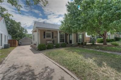 3813 Linden Avenue, Fort Worth, TX 76107 - MLS#: 13943125