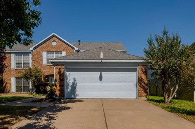 2856 Ironwood Drive, Grand Prairie, TX 75052 - MLS#: 13943382