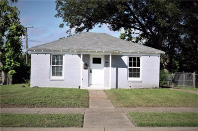 3244 Stanley Avenue, Fort Worth, TX 76110 - MLS#: 13943809