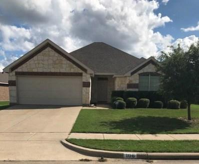 106 Holly Street, Waxahachie, TX 75165 - MLS#: 13944099
