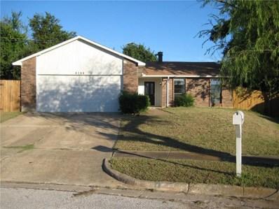 4611 Greenfield Drive, Arlington, TX 76016 - MLS#: 13944296
