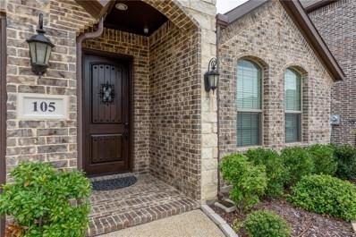 105 Chelsea Court, Lewisville, TX 75067 - MLS#: 13944309
