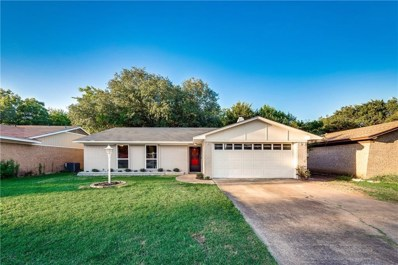 513 Cordova Circle, Denton, TX 76209 - #: 13944368