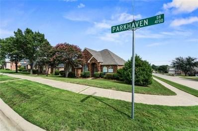 4742 Parkhaven Drive, Garland, TX 75043 - MLS#: 13944553