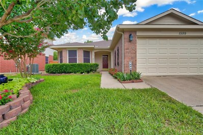 1599 Thornhill Lane, Little Elm, TX 75068 - MLS#: 13945178