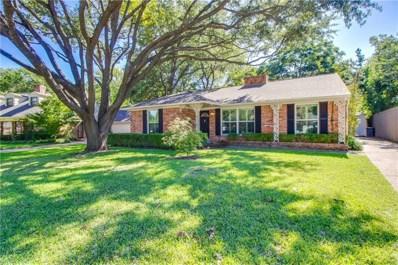 6436 Dunstan Lane, Dallas, TX 75214 - MLS#: 13945383