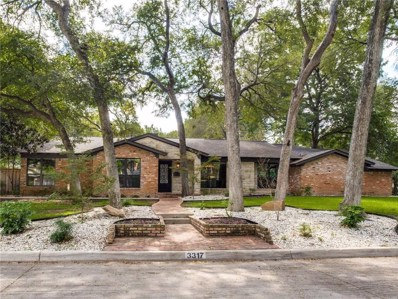3317 Chaparral Lane, Fort Worth, TX 76109 - MLS#: 13945871